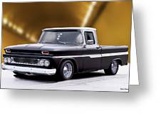 1962 Chevrolet Shortbed Pickup II Greeting Card