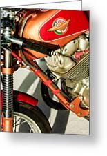 1964 Ducati 250cc F3 Corsa Motorcycle -2727c Greeting Card
