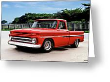 1965 Chevrolet 3100 Pickup I Greeting Card