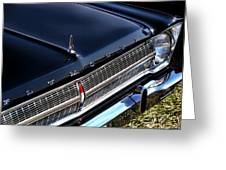 1965 Plymouth Satellite 440 Greeting Card