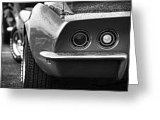 1969 Chevrolet Corvette Stingray Greeting Card by Gordon Dean II