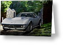 1969 Corvette Lt1 Coupe I Greeting Card