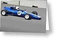 1972 Titan Formula Ford Mk6 Greeting Card