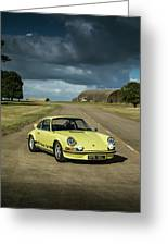 1973 Porsche 2.7 Rs Greeting Card