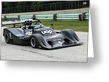 1974 Shadow Dn4 Can-am At Road America Greeting Card