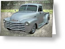 '53 Chevy Truck Greeting Card