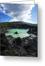 Ahihi Kinau Natural Reserve Greeting Card