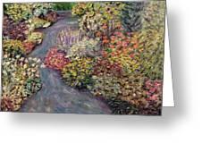 Amelia Park Pathway Greeting Card