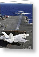 An E-2c Hawkeye Launches Greeting Card