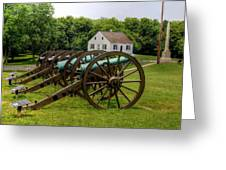 Antietam Battlefield National Park  Greeting Card
