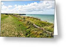 Arromanches 360 Greeting Card