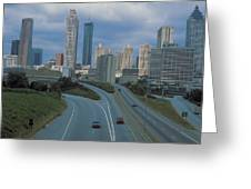 Atlanta Georgia Greeting Card