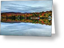 Autumn In The White Mountains Of New Hampshire Greeting Card