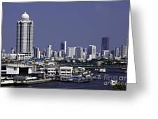 Bangkok Thailand Greeting Card