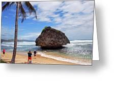 Barbados Greeting Card