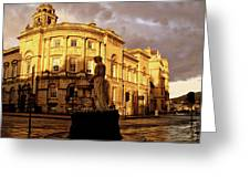 Bath England United Kingdom Uk Greeting Card