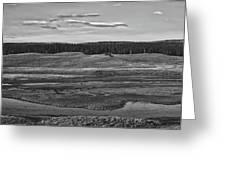 Beautiful Yellowstone Greeting Card
