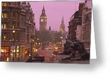 Big Ben London England Greeting Card
