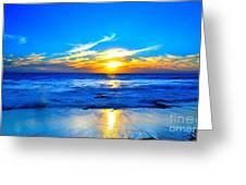 Blue Heaven #3 Greeting Card