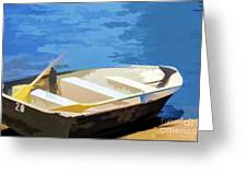Boat 1 Greeting Card
