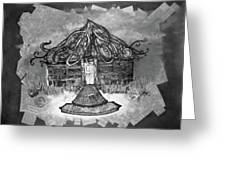 Brick House Greeting Card