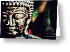 Buddah Collection Greeting Card