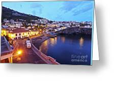 Camara De Lobos, Madeira Greeting Card