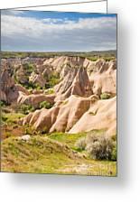 Cappadocia Greeting Card