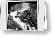 Columbia Gorge 4 Greeting Card
