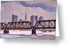 Columbus, Ohio Greeting Card