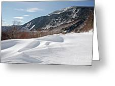 Crawford Notch State Park  - White Mountains New Hampshire  Usa Greeting Card