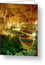 Crystal Cave In Hamilton Parish Bermuda Greeting Card