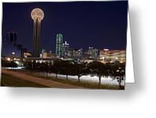 Dallas - Texas Greeting Card
