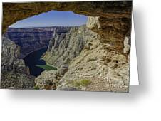 Devils Overlook Greeting Card
