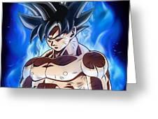 Dragon Ball Super - Goku Greeting Card
