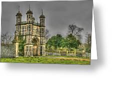 Eastwell Towers Greeting Card