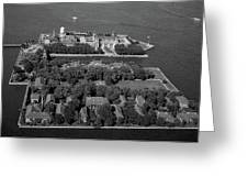 Ellis Island Greeting Card