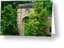 Gardens Greeting Card