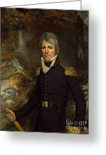 General Andrew Jackson Greeting Card