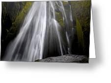 Gljufrabui Greeting Card
