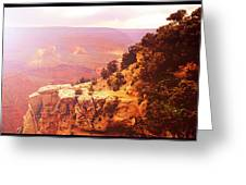 Grand Canyon Sunset Greeting Card
