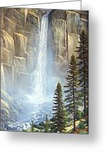 Great Falls Greeting Card