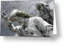 Grieving Angel Greeting Card