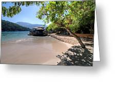 Haiti Greeting Card