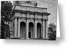 Handley Library - Winchester Virginia Greeting Card