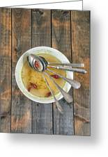 Hot Soup Greeting Card