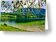 Images Landscape Greeting Card