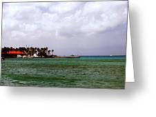 Island Harbor Greeting Card