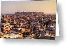 Jaisalmer - India Greeting Card