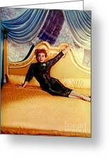 Joan Crawford (1905-1977) Greeting Card by Granger